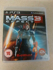 Mass Effect 3 (Sony PlayStation 3, 2012) - European Version