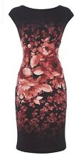 Stunning ROMAN ORIGINALS Floral Dress Plus Size 20 NWT Winter Cruise Holiday