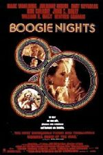 BOOGIE NIGHTS ROLLED MINT MOVIE POSTER MARK WAHLBERG DON CHEADLE BURT REYNOLDS
