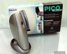 PICO Bluetooth 56K Fax-Modem, V.90, analog, ohne Kabelsalat ins Web, NEU