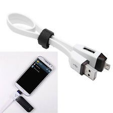OTG Cable Adapter Y Splitter Micro USB Male To USB Female Host For Phone PC