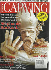 WOOD CARVING,MAGAZINE, 2016   FREE WITH THIS ISSUE WOODWORKER'S DIRECTORY, 2016