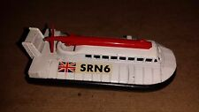 Vintage Matchbox Superfast No. 72 & 2 Hovercraft White Lesney England 1972