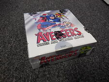 Marvel The Avengers Silver Age - Factory Sealed Box - 2 Archive Cuts, Sketch +P1