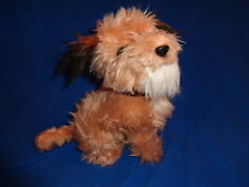 Vintage Dakin Benji Dog Plush Toy Stuffed Animal Toto Dorothy Oz Costume