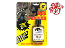 PETE RICKARD NEW 1 1/4 OZ. BEAR DOG TRAINING SCENT - DE598 GUN DOG HUNTING