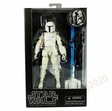 "Star Wars The Black Series Boba Fett Prototype Armor 6"" Action Figure In Box"