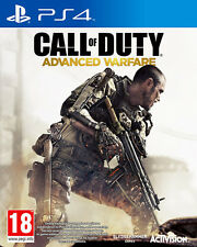 Call of Duty Advanced Warfare ~ PS4 (en gran condición)