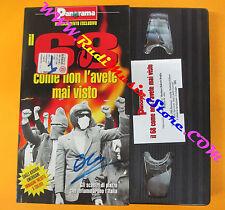 VHS film IL 68 COME NON L'AVETE MAI VISTO PANORAMA Gregorio Paolini (F97) no dvd