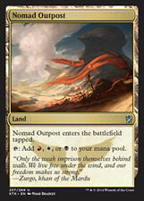 MTG NOMAD OUTPOST - AVAMPOSTO NOMADE - KTK - MAGIC