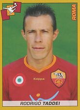 N°378 RODRIGO TADDEI # BRAZIL AS.ROMA STICKER FIGURINA PANINI CALCIATORI 2008