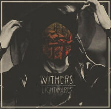 WITHERS lightmares LP NEW cursed, botch, converge