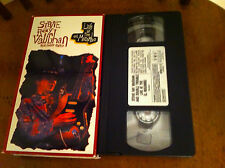 Stevie Ray Vaughan & Double Trouble - Live at the El Macambo 1983 (VHS, 2000)