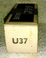 NOS U37 (CV2289) vacuum tube radio TV valve