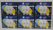 LOT of 12 GE LED 60W REPLACEMENT 10.5W LIGHT BULBS DIMMABLE SOFT WHITE 800 LUMEN