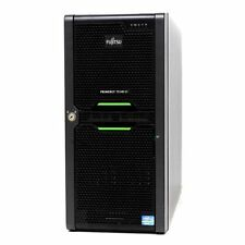 Fujitsu Primergy TX140 S1p Tower Server // Xeon E3-1220 v2, 16 GB RAM, 1x PSU