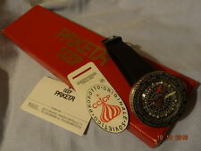RUSSIAN RAKETA ARCTIC SIBERIAN POLE DAY DATE WORLD CITIES GMT BOX TAGS SERVICED