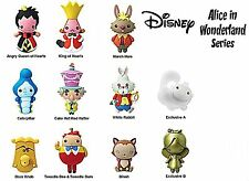 Disney - Collectible 3D Figural Keyring - Alice in Wonderland Series (Blind Bag)