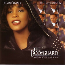 Compilation ‎CD The Bodyguard (Original Soundtrack Album) - Europe (M/M)