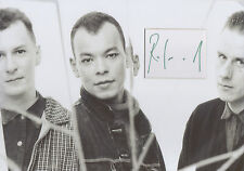 ROLAND GIFT Signed 12x8 Photo Display THE FINE YOUNG CANNIBALS COA