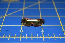 "1:6 scale Yellow Tinted Red Goggles Eyewear for 12"" Action Figures C-194"