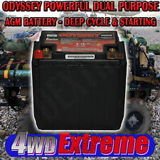 ODYSSEY PC535 200CCA 14AH 12V AGM SEALED DRY CELL DEEP CYCLE BATTERY MOTORBIKE