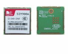 New SIM900A Dual-band 900/1800MHz GSM GPRS Module AT Commands Voice SMS