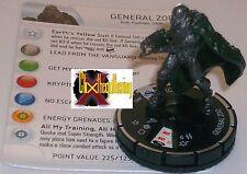 GENERAL ZOD #003 #3 Man of Steel Movie DC HeroClix
