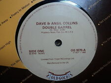 """Dave & Ansil Collins """"Double Barrel"""" Great Oz 7"""""""