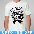 MONEY GANG THE GAME SWAG HIPSTER TRAPSTAR OBEY WASTED MMG LAST KINGS T SHIRT