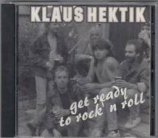 Klaus Hektik - Get Ready To Rock `n Roll (CD 1993) Hardrock From Germany!!!