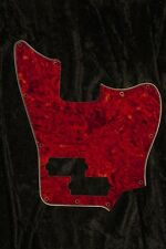 Squier Short Scale VM Jaguar Bass Pickguard. 4 Ply Vintage Tort