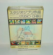 COFFRET 6 DVD VIDEO DVD COLLECTION STUDIO GHIBLI VO