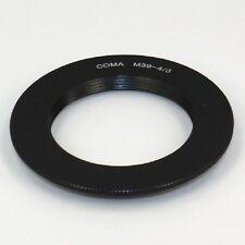 4/3 Baionetta Adattatore for lens M39 a basso profilo a corpo Olympus E  - 4625