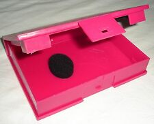Pink HDD 3.5in Case Caddy Box Storage IDE SATA Plastic Enclosure