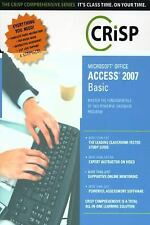 Microsoft Ofice Access 2007: Basic (Crisp Comprehensive)