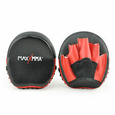 MaxxMMA Micro Punch Mitts - Boxing Punching MMA Training Fitness Practice