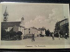 CARTOLINA CASUMARO VIA PROVINCIALE NV