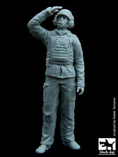 Black dog f35031 1/35 british army tank crew in Afghanistan n ° 2 figure de résine