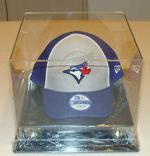 Baseball Hat Cap Display Holder Case Caseworks Riser Showcase Frame New In Box