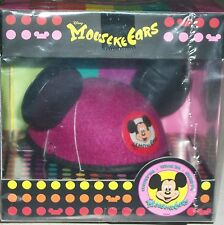 Disneyland Mini Disney purple Mickey Mouse ears Collectibe Novelty Theme Park