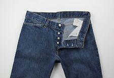 HELMUT LANG Vintage Archives Classic Cut Denim Jeans Size 33 fits 32 x 29 Italy