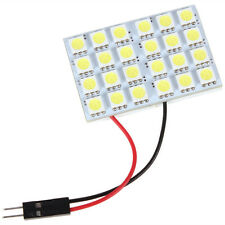 4W 24 SMD 5050 LED White Light 12V Panel Car Interior Dome Light