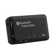 Wireless Bluetooth 4.0 A2DP 3.5mm Stereo Music Audio Transmitter Sender Adapter