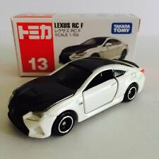 Takara Tomy Tomica No.13 LEXUS RC F ( White ) - Hot Pick