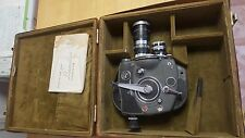Beaulier 16mm Reflex Camera, 2 Lenses, Case