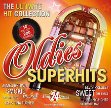 The Ultimate Hit Collection - Oldies Superhits