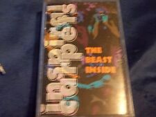 "1991 CASSETTE THE INSPIRAL CARPETS-""THE BEAST INSIDE"" - CAT. NO DUNG14MC-AS NEW"