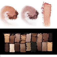 12 Colors Waterproof Matte Shimmer Palette Eyeshadow + Brush Makeup Cosmetic Kit