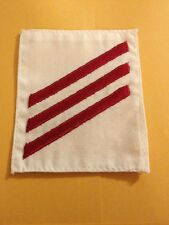 US NAVY FN FIREMAN E-3 PATCH SUMMER WORKING WHITES